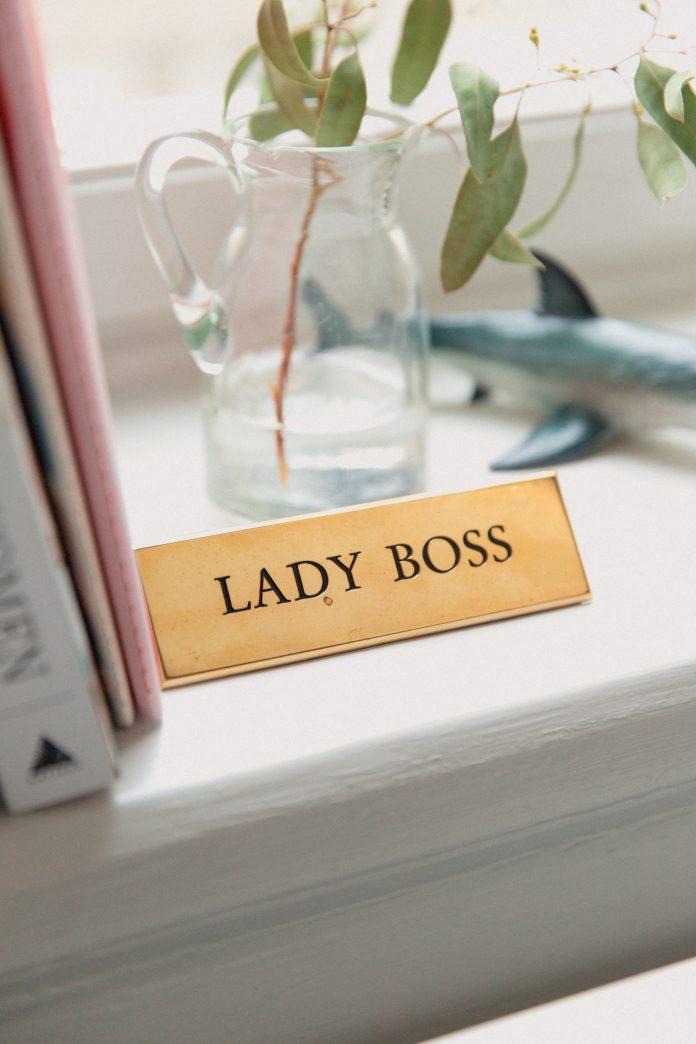 succesvol zakenvrouw